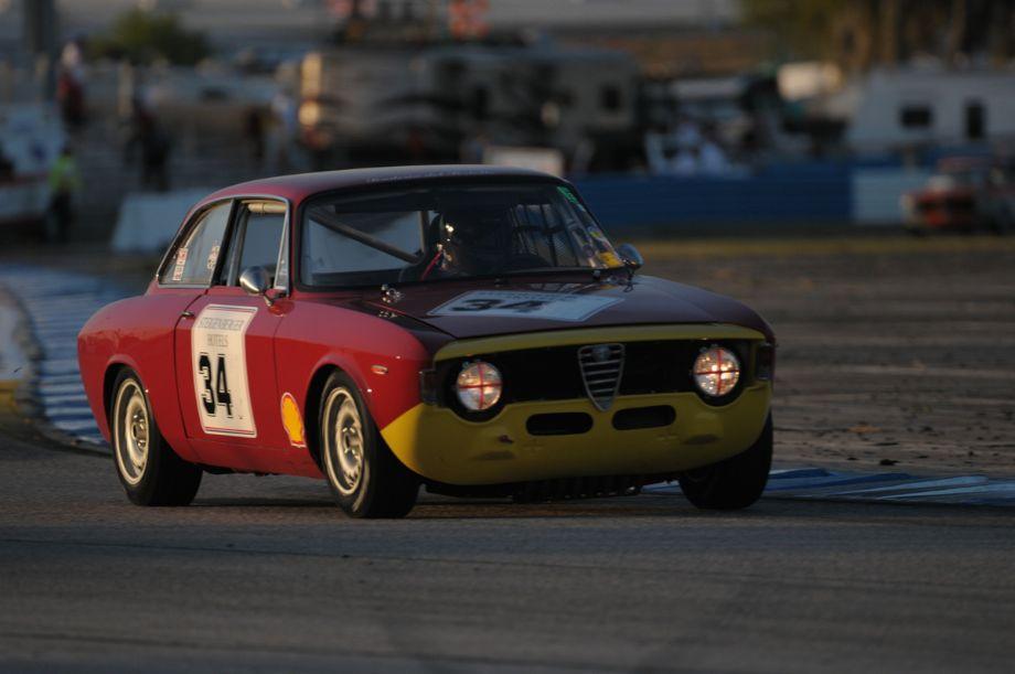1965 Alfa Romeo GTA
