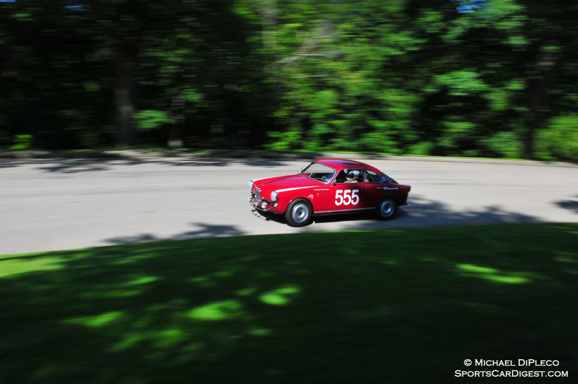 The Mighty 555 Alfa Romeo Sprint Veloce of Santo Spadaro.