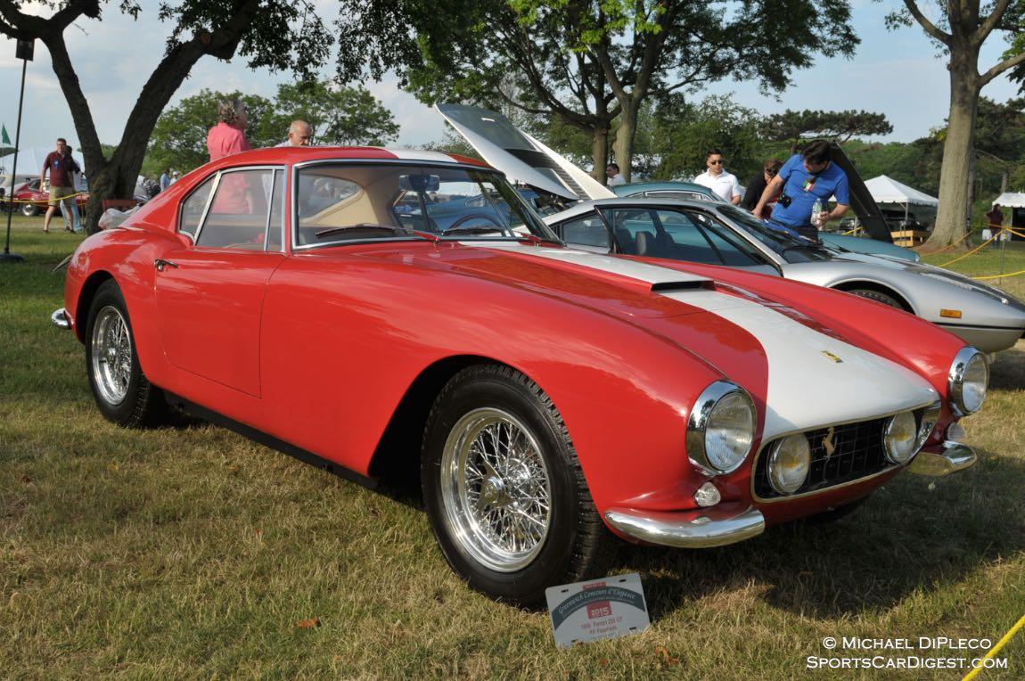 1959 Ferrari 250 GT SWB Berlinetta - P.P. Pappalardo.