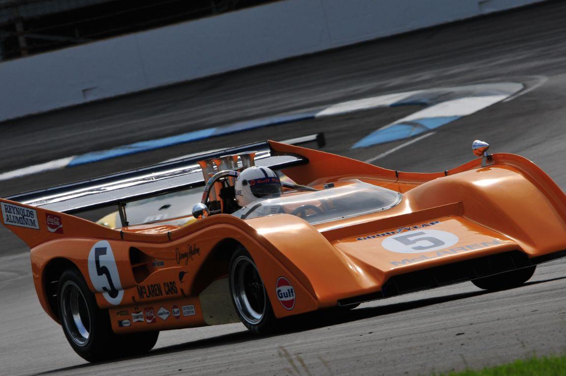 1971 McLaren M8F.