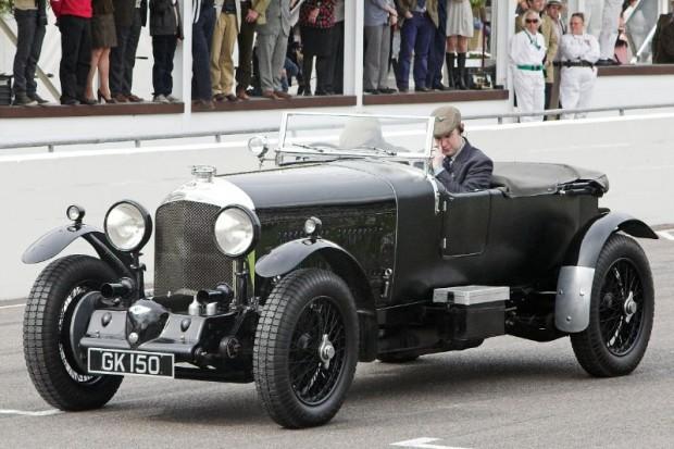 Billy Fiske 4.5 litre Blower Bentley