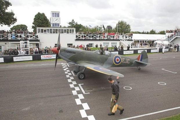 Spitfire serial number TE184