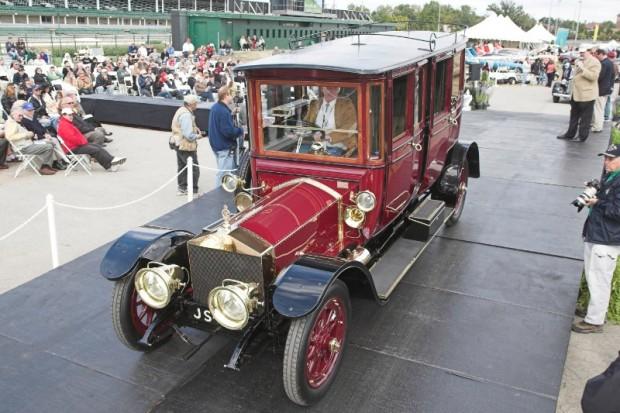 1910 Rolls-Royce Double Pullman Limousine