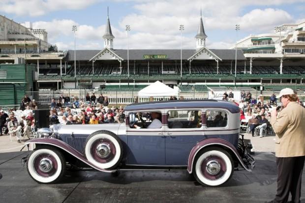 1931 Ruxton Sedan