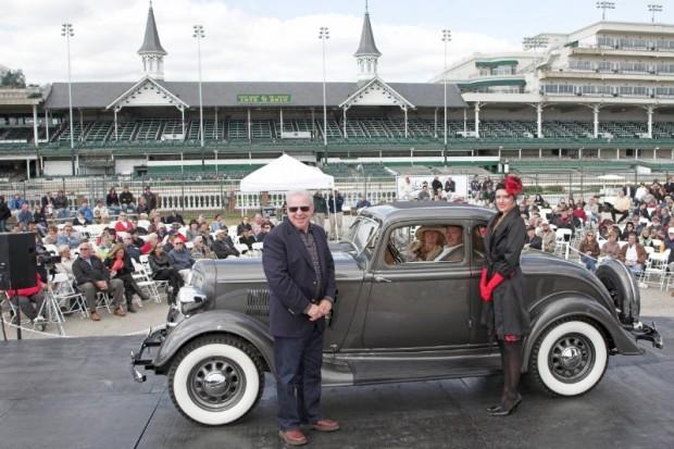 1934 Plymouth PE Coupe