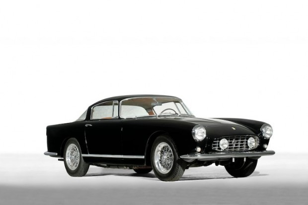 1956 Ferrari 250 GT Coupe bodied by Boano