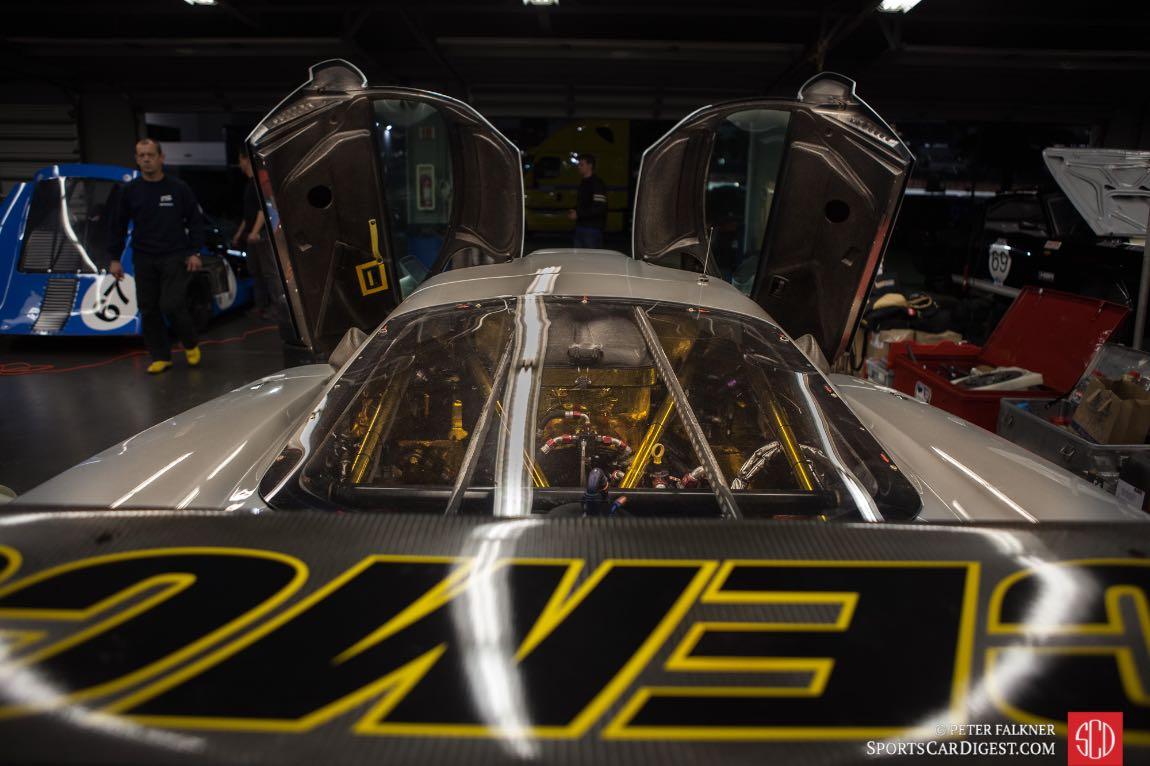 Huge in every way, '03 Saleen S7R GT1