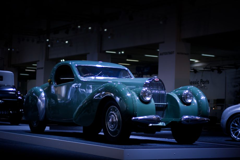 1939 Bugatti Type 57 C Coupe (chassis number 57835)
