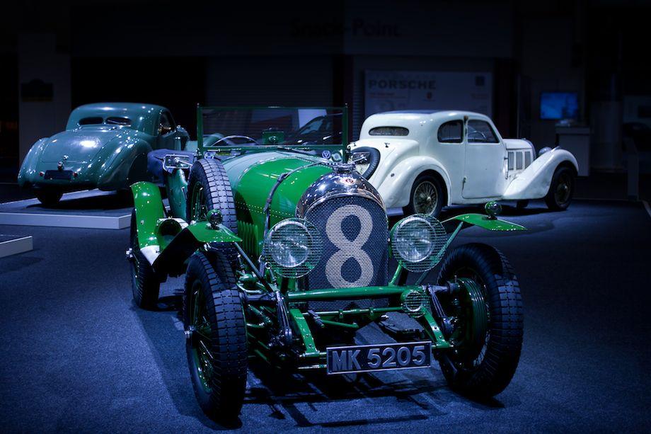 Bentley 3-Litre Speed