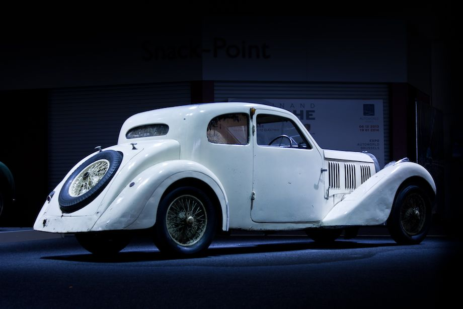 1937 Bugatti Type 57 Ventoux (chassis number 57540)