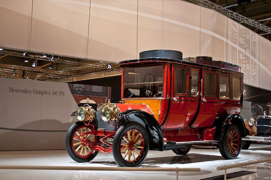 1905 Mercedes Simplex 60PS