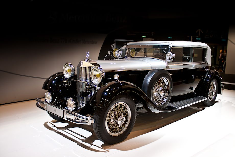 1931 Mercedes-Benz 770 Grosser