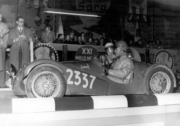 1954 Mille Migla, Giaur BT-004