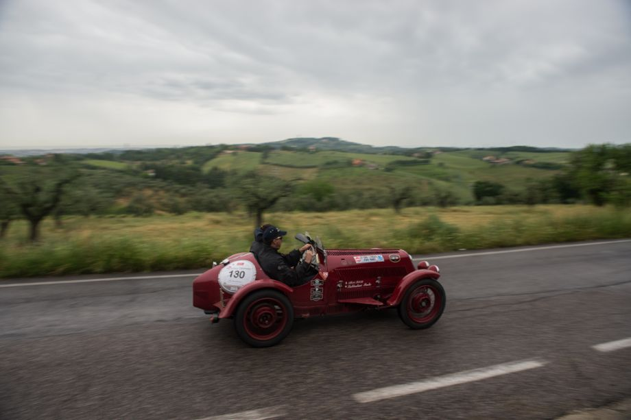 1936 Fiat Florida 1100 Sport Internatzionale
