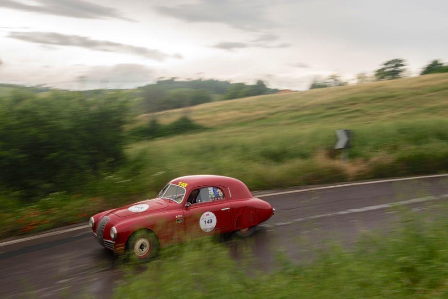 1947 Fiat 1100 S Gobbone