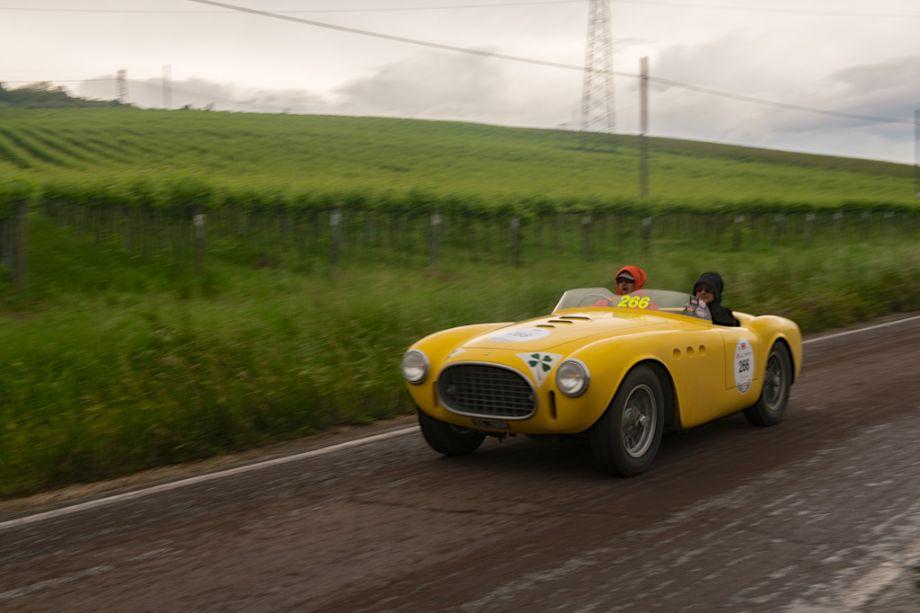 1952 Ferrari 225 S Export Vignale Spider