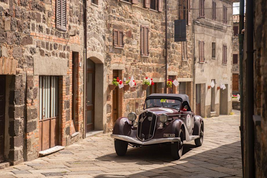 1935 Alfa Romeo 6C2300 Pescara Sport Spider
