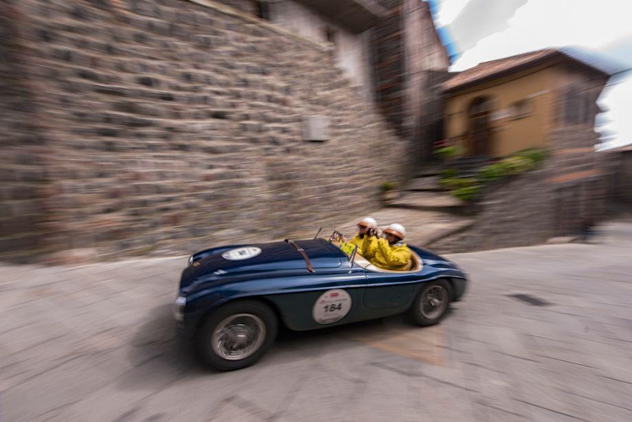 1950 Ferrari 166 MM