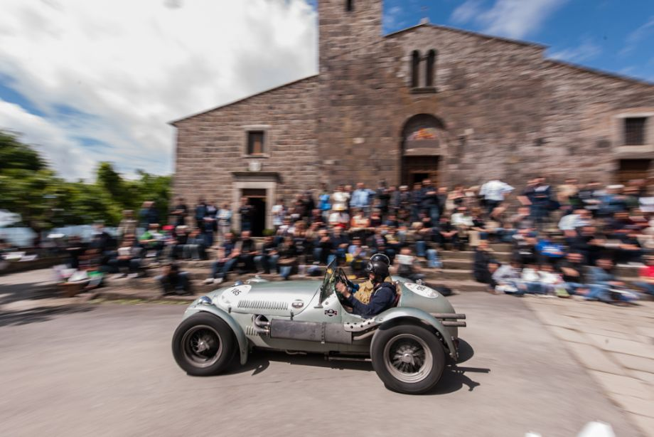 1951 HW Motors Alta Jaguar