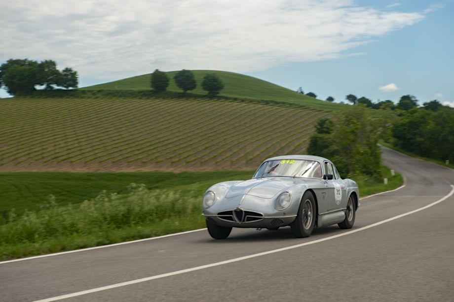 1954 Alfa Romeo 2000 Sportiva