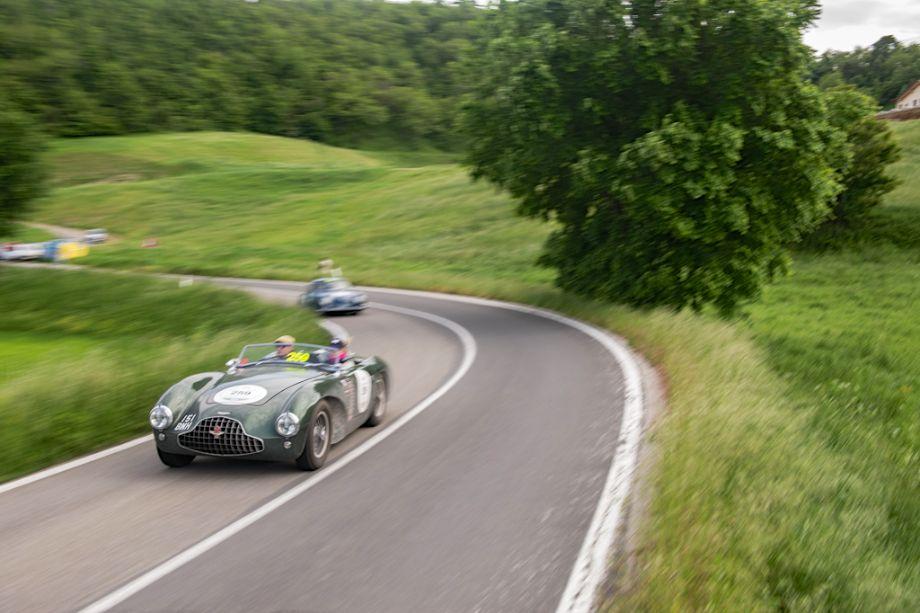 1952 Aston Martin DB3S
