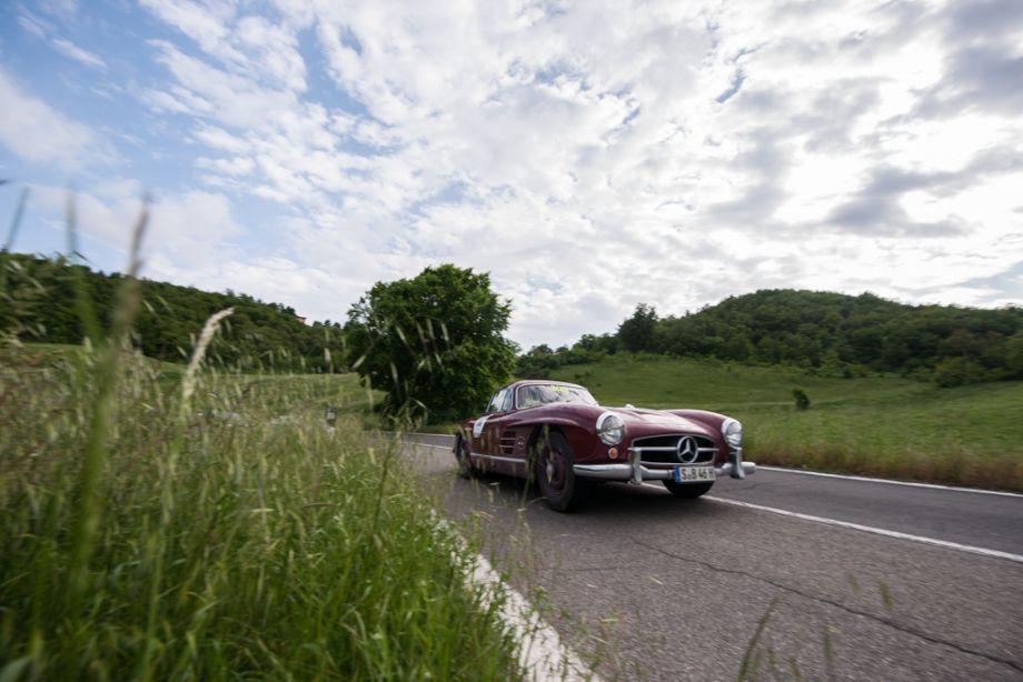 1955 Mercedes-Benz 300SL W198