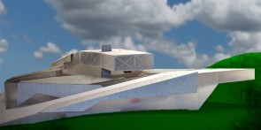 Proposed design by Allen Ghaida, New School of Architecture and Design