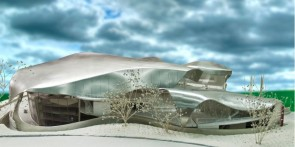 Proposed design by David Mandel, New School of Architecture and Design