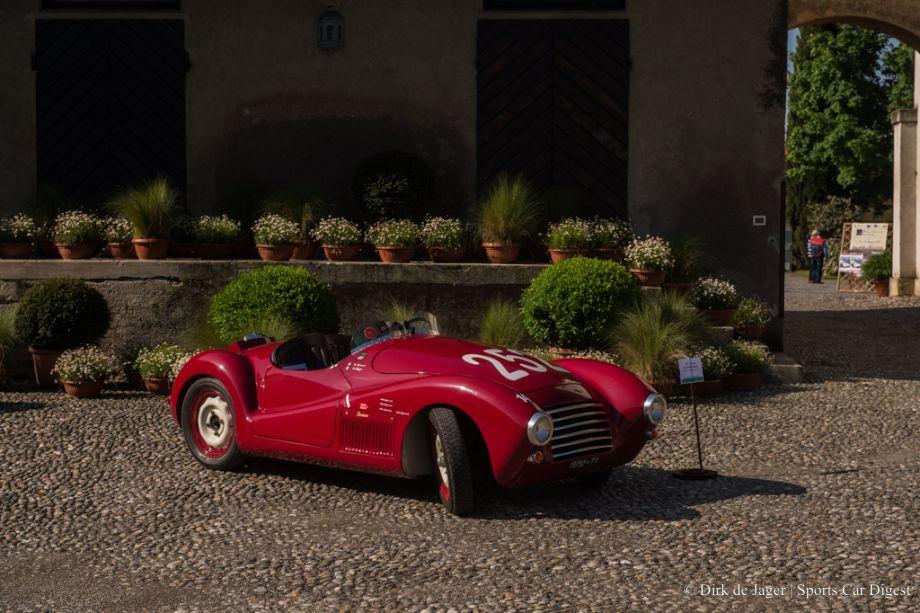 1948 Fiat Zanussi Sport MM
