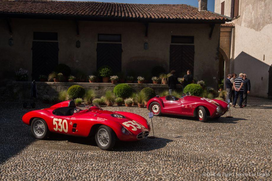 1955 Ermini 357 Sport