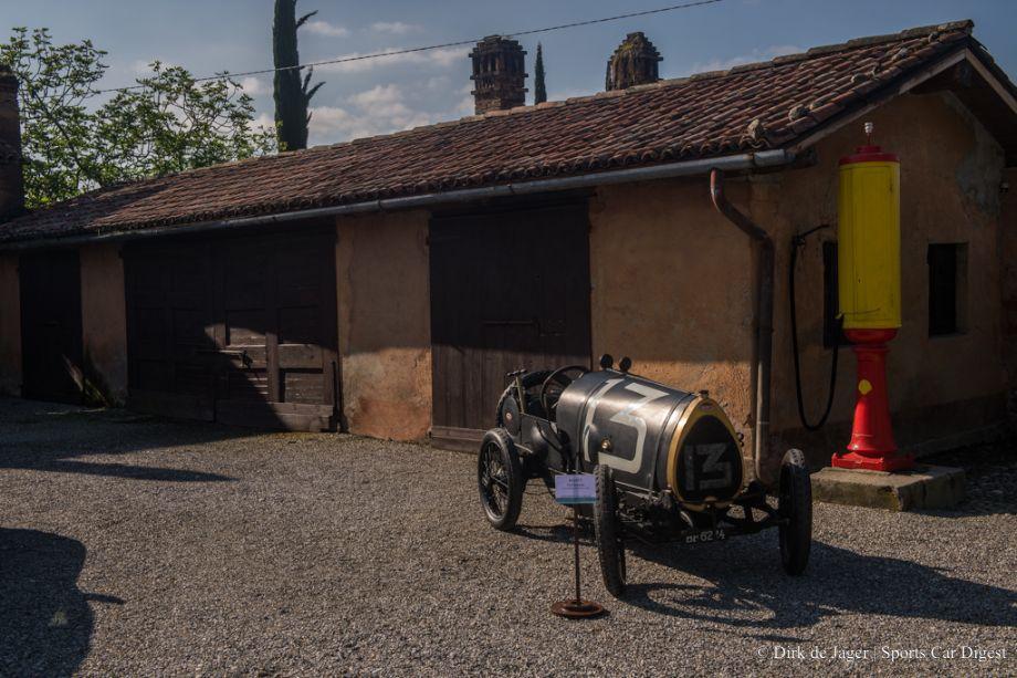 1921 Bugatti T13 Brescia