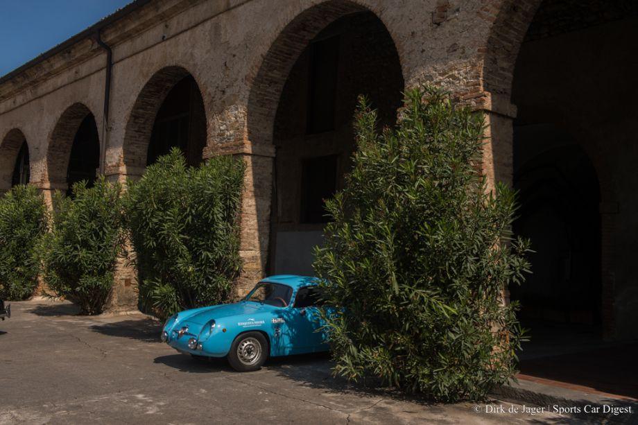 1957 Abarth Zagato 750