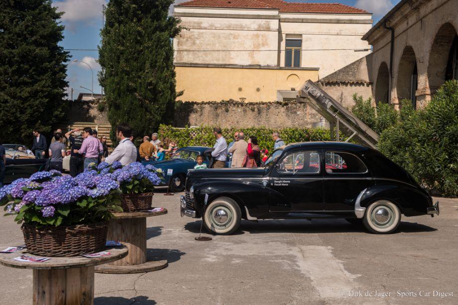 1954 Peugeot 203A Berlina