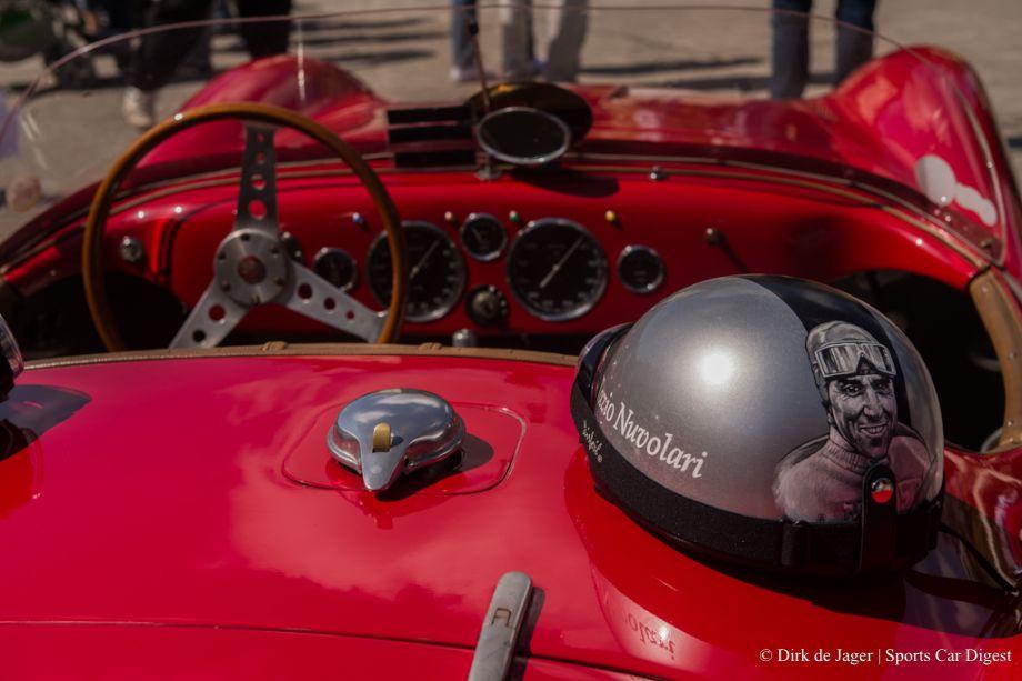 1949 Fiat Roselli 1100 Sport