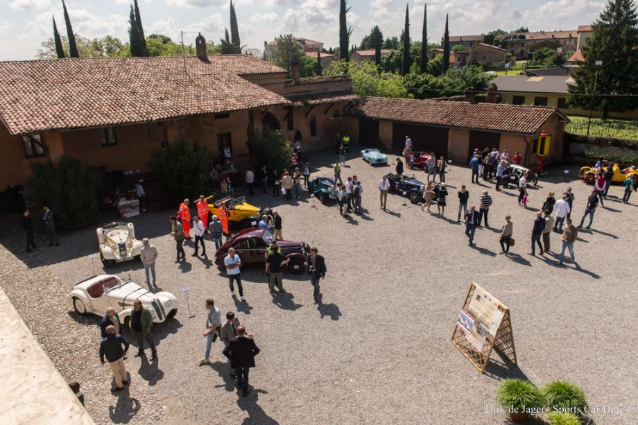 Overview of Mille Miglia Concours