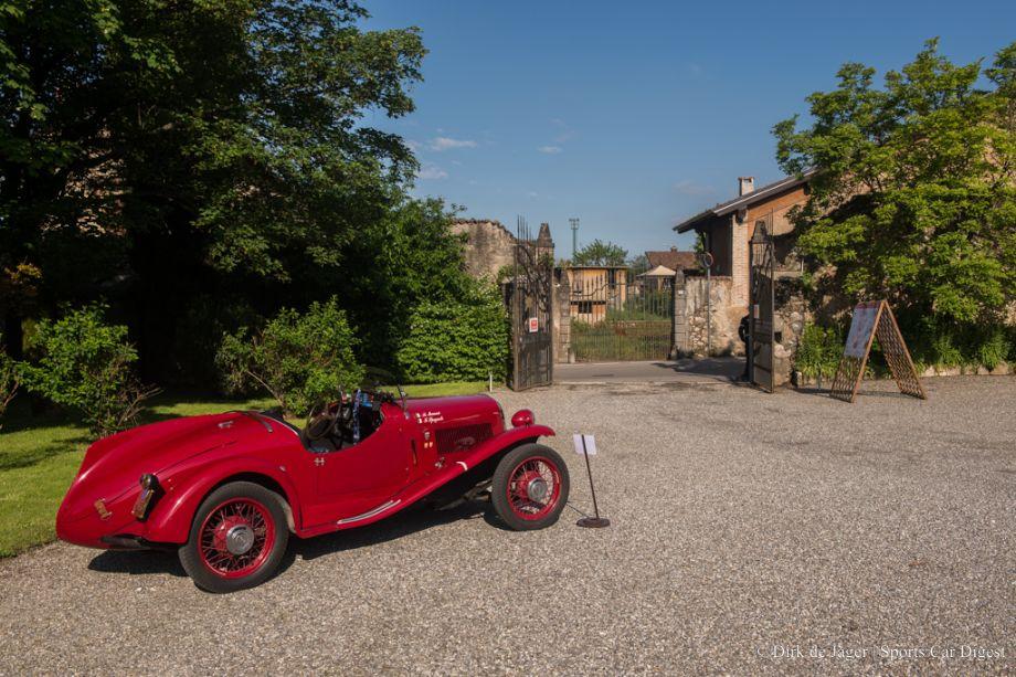 1932 Fiat S Coppa d'Oro