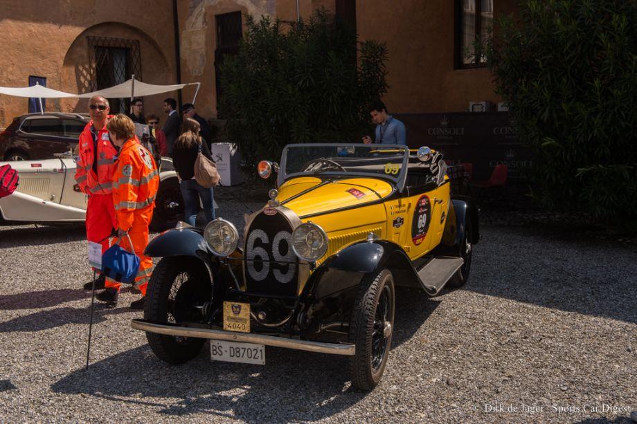 1930 Bugatti T40A