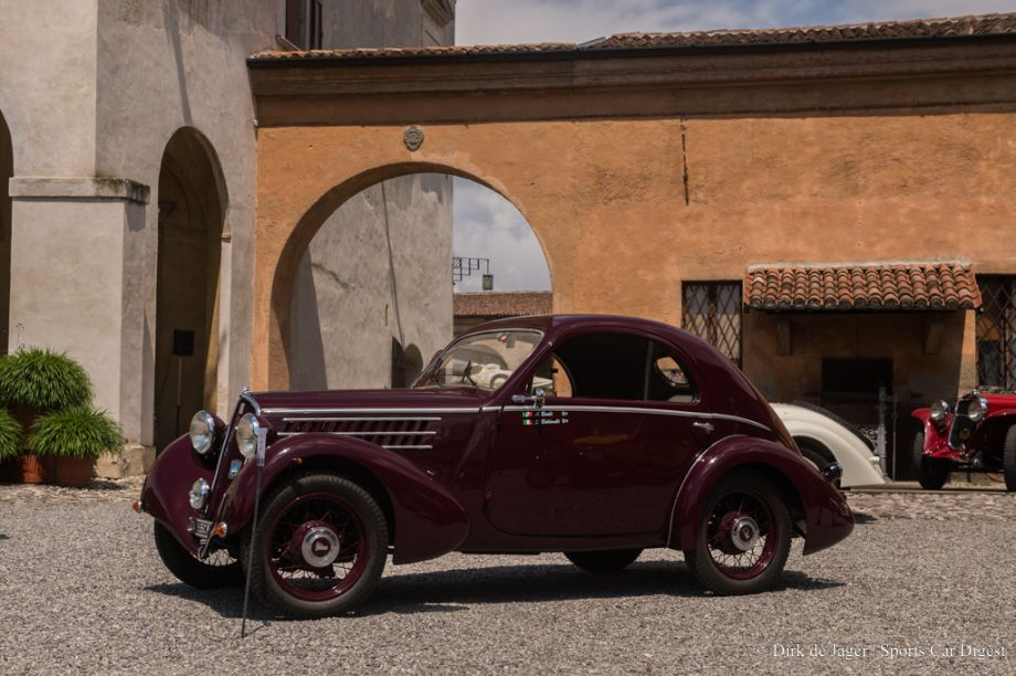 1936 Fiat 508 CS