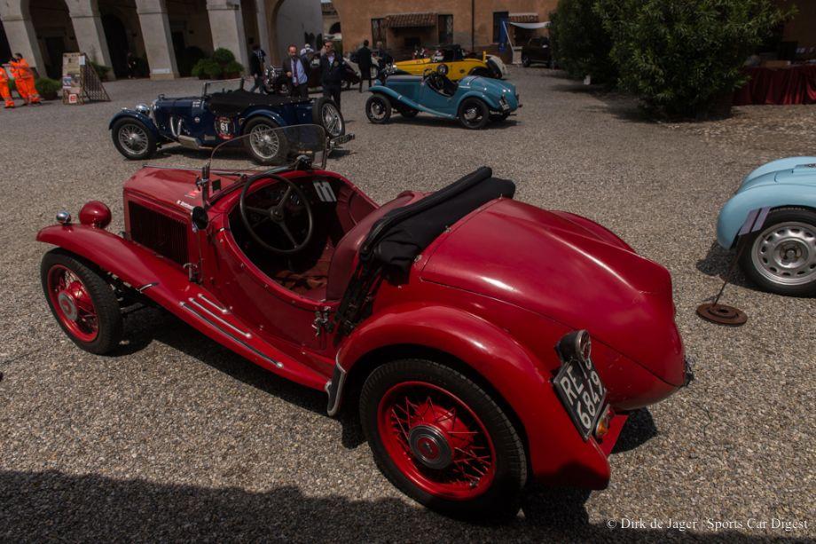 1934 Fiat S Coppa d'Oro