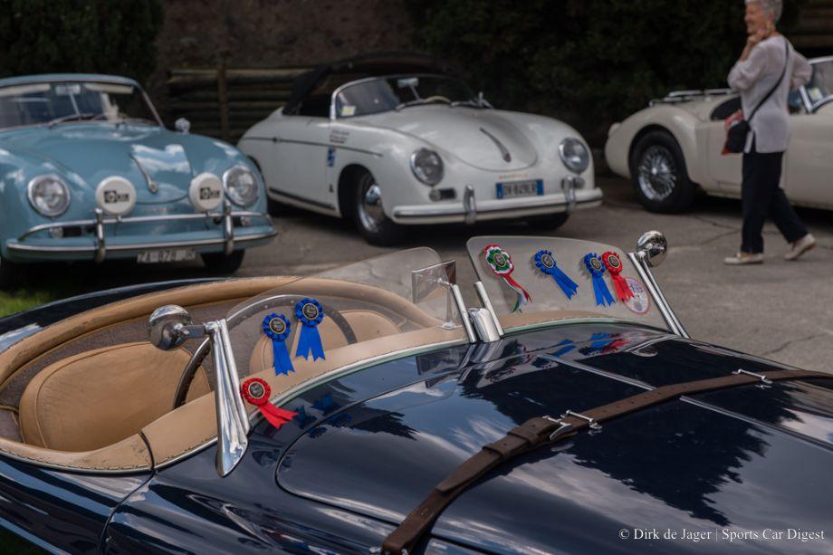 Guess the favorite? 1950 Ferrari 166MM
