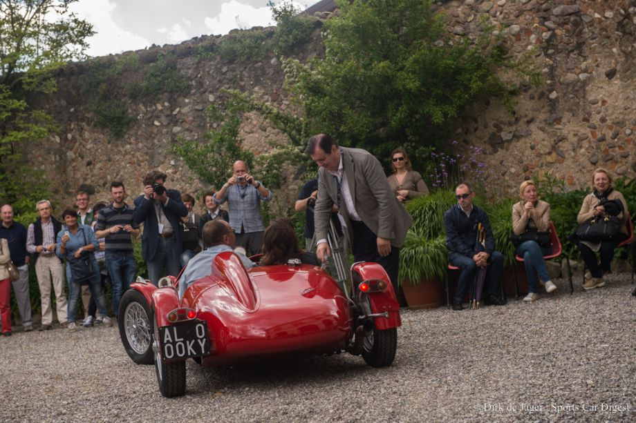 1955 Bandini 1100 S