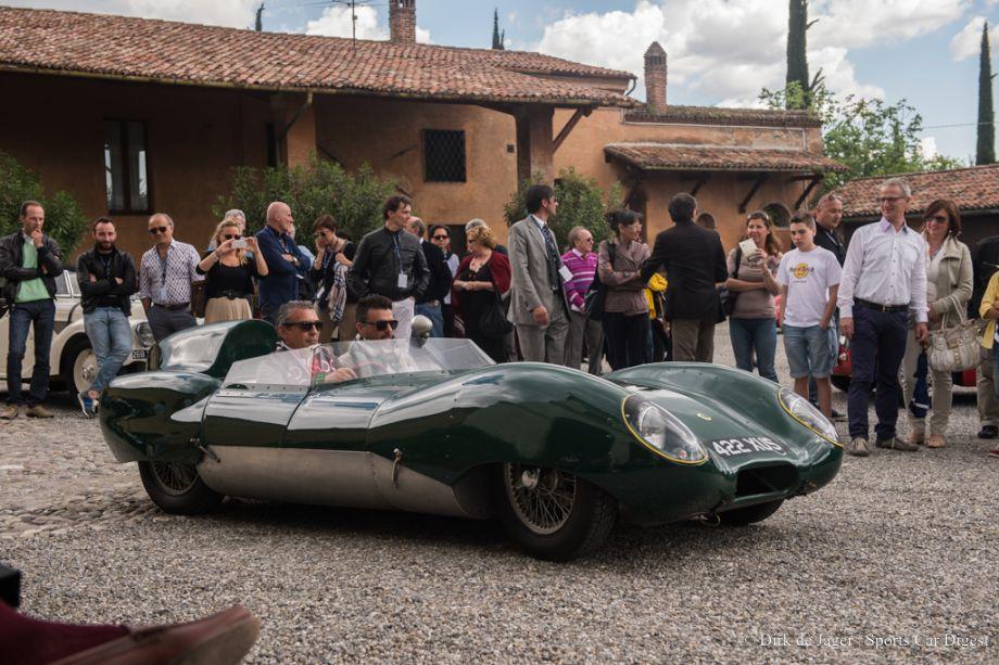 1957 Lotus Type 11 Le Mans