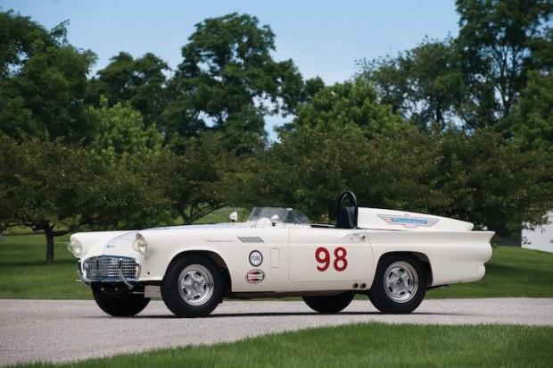 1957 Ford Thunderbird Racing Car 'The Battlebird