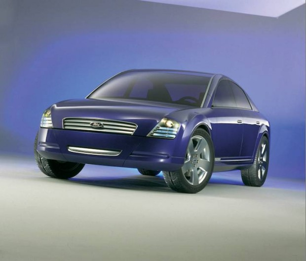 2000 Ford Prodigy Concept