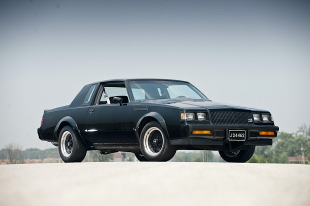 1987 Buick Regal GNX picture