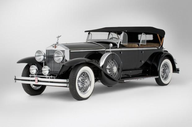 1929 Rolls-Royce Phantom I Sport Phaeton Ascot by Brewster picture