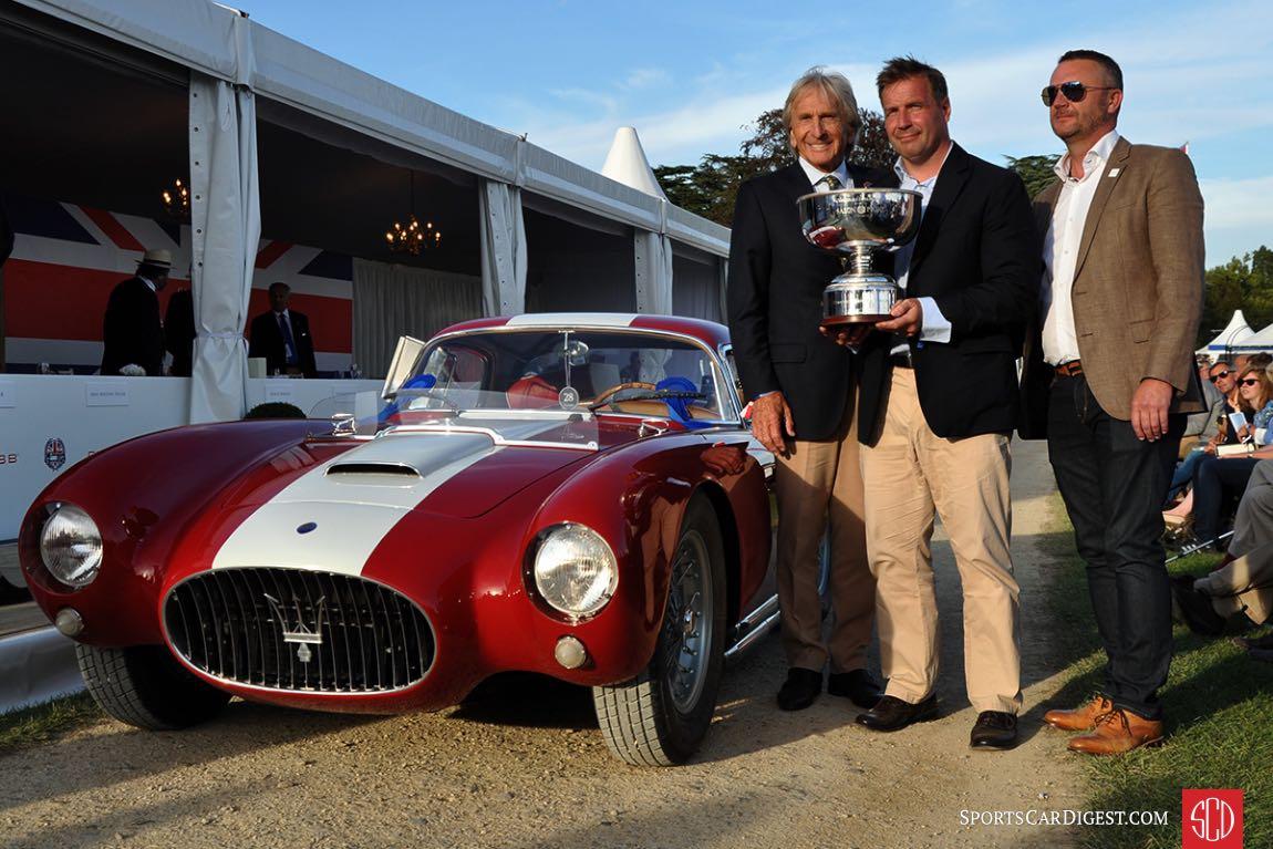 Maserati A6 GCS Berlinetta Pininfarina (1954)