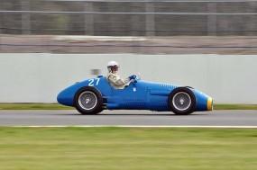 1953 Maserati A6 GCM - David Bennett