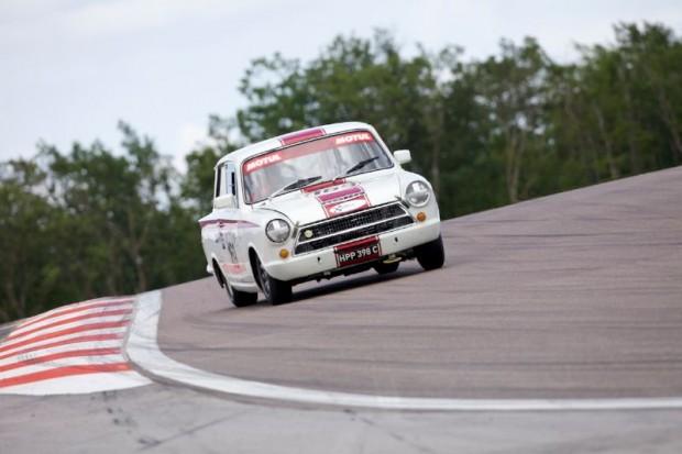 Ford Lotus Cortina - Masters Touring Cars