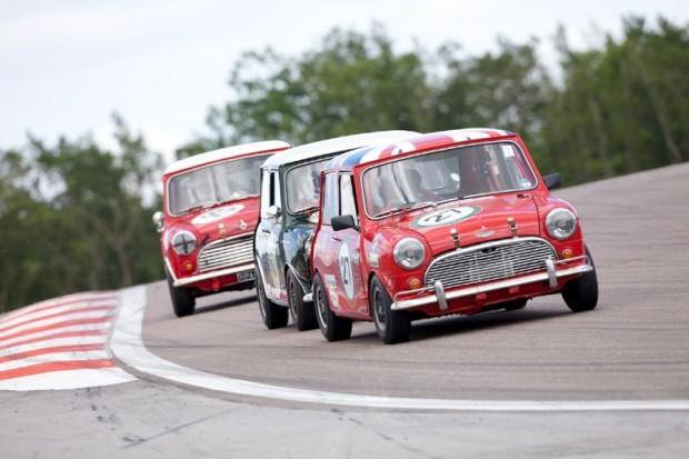 Austin Mini Cooper - Masters Touring Cars